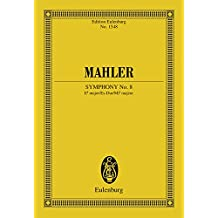 Symphony No. 8 Eb major (Eulenburg Studienpartituren Book 1548)