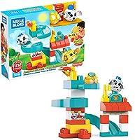 Mega Bloks First Builders: Peek A Block Hero Playset