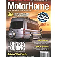 1-Year (12 issues) of Motorhome Magazine Subscription