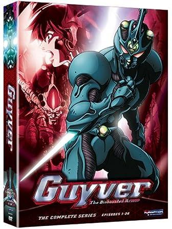 guyver anime