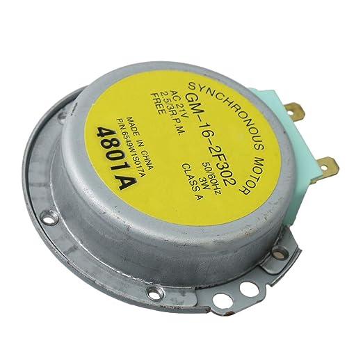 RDEXP 6549W1S017A - Motor Giratorio para microondas (repele ...