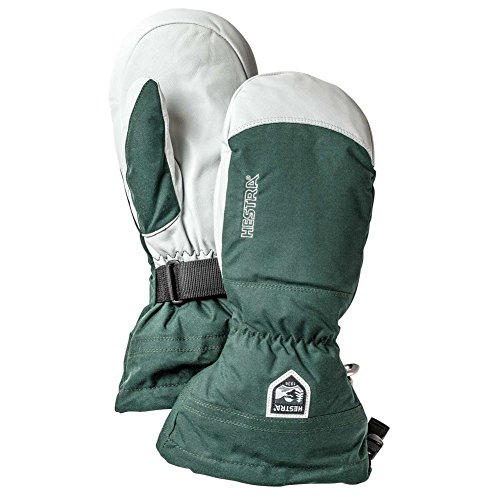 Hestra Heli Mitten Bottle Green, 9