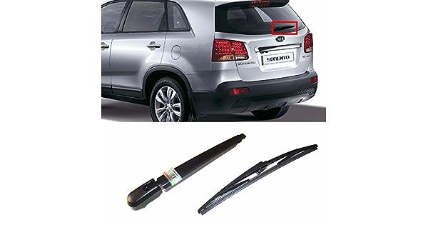Rear Windshield Wiper Blade Arm Set 2p For KIA 2010-2014 Sorento R RIO OEM Parts