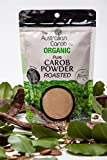 Organic Carob, Australian, Roasted Carob Powder, Superfood, NON-GMO, World's #1 Best Tasting, Roasted Carob Powder, Vegan, Organic Carob Powder, Carob, SharkBar, New Generation Carob, 7.05oz.