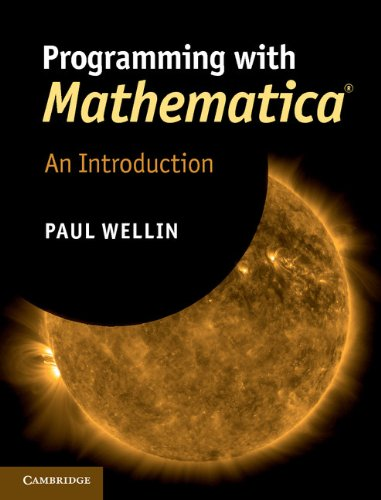 Download Programming with Mathematica-: An Introduction Pdf