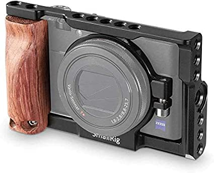 Smallrig Rx100 Cage Kit Für Sony Rx100 M5 M5a M4 Kamera