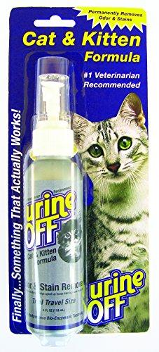 Urine Off Formula Spray für ausgewachsene und junge Hunde 118ml