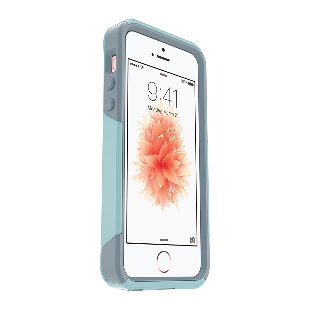 OtterBox COMMUTER SERIES Case for iPhone 5/5s/SE - BAHAMA WAY (BAHAMA BLUE/WHETSTONE BLUE) by OtterBox (Image #5)