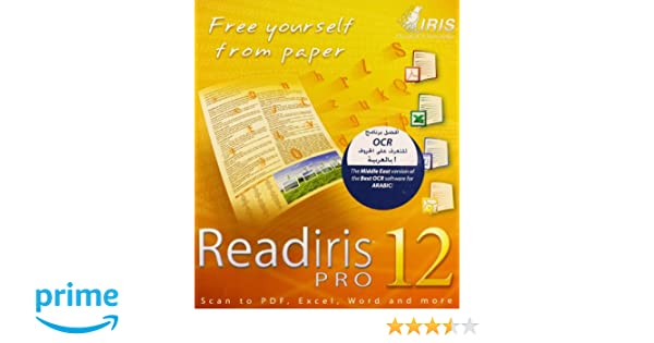 readiris pro v11 middle east edition gratuit