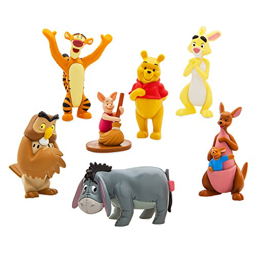 Disney Winnie The Pooh Figure Play Set from Disney