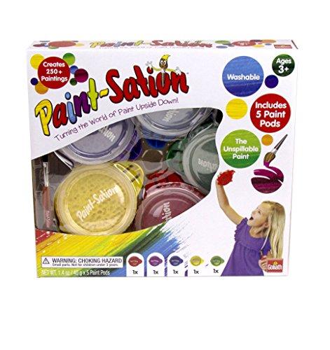 Paint Station - Goliath 35700 Paint-Station - 5 Pack Paint Pods,