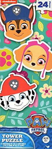 Nickelodeon Paw Patrol - 24 Piece Tower Jigsaw Puzzle - v3