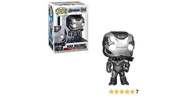 "Funko Toys PoP Marvel Avengers Endgame War Machine 4/"" Figure #458 FREE SHIPPING"