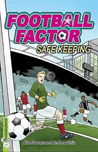 book cover of Safe Keeping