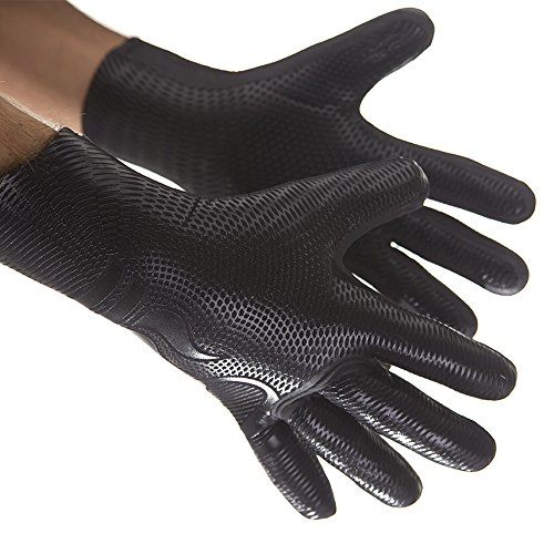 (5mm Semi Dry Gloves - XS)
