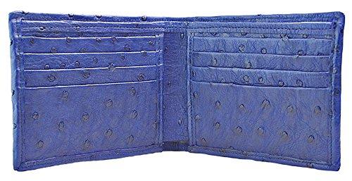 Allen Cartera Azul John Avestruz Por Woodward wapUqI