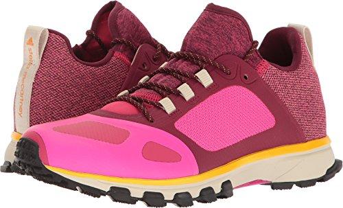 Adidas By Stella Mccartney Womens Adizero Xt Joggesko Sjokk Rosa / Rubinrød / Kirsebærtre