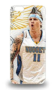 Iphone Case Cover With NBA Denver Nuggets Chris Andersen #11 Nice Appearance Compatible With Iphone 6 Plus ( Custom Picture iPhone 6, iPhone 6 PLUS, iPhone 5, iPhone 5S, iPhone 5C, iPhone 4, iPhone 4S,Galaxy S6,Galaxy S5,Galaxy S4,Galaxy S3,Note 3,iPad Mini-Mini 2,iPad Air ) 3D PC Soft Case