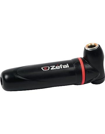 ZEFAL EZ Plus Inflador/Regulador Cartucho, Unisex, Negro, Talla Única