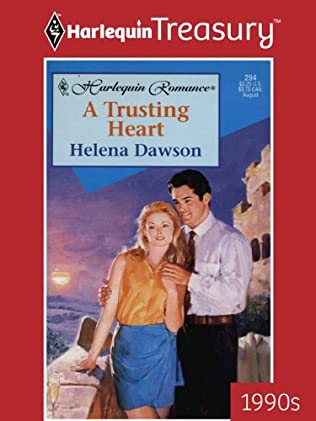 book cover of A Trusting Heart
