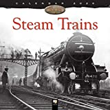 Steam Trains Heritage Wall Calendar 2020 (Art Calendar)