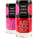 Just Add Sun - 12 Colors to Choose From - Color Changing Nail Polish