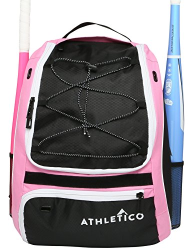 Athletico Softball Bat Bag - Backpack for Softball, - Cool Camo Stuff