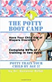 The potty boot Camp, Suzanne Riffel, 1601455194