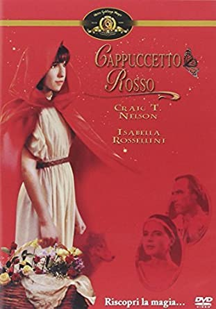 Cappuccetto Rosso Mgm By Isabella Rossellini Amazoncouk