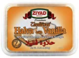 Ziyad Halva with Vanilla, 12.34-Ounce (Pack of 6)