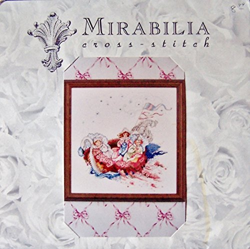 "Mirabilia cross stitch ""The Baby Boat"""