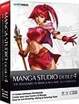 Manga Studio Debut 4 - Win/Mac
