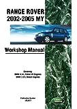 Range Rover Workshop Manual 2002-2005 MY