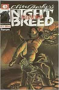 Razas de Noche: NIght Breed numero 02: Alla abajo, entre los muertos