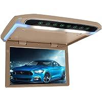 MiCarBa Monitor de techo de 12.1 pulgadas, 1080P