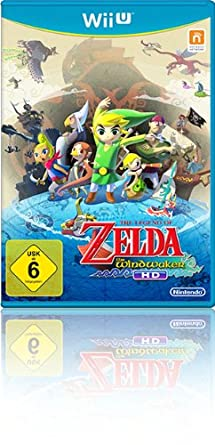 Nintendo The Legend of Zelda: The Wind Waker HD - Limited ...