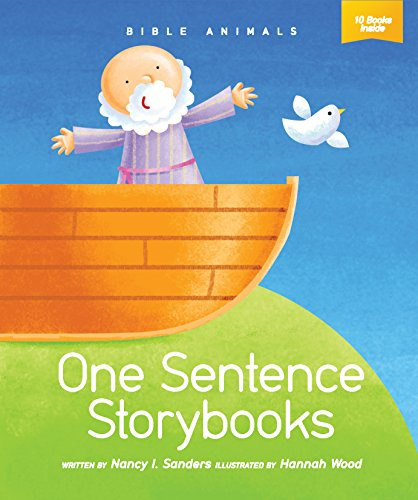 Bible Animals (One Sentence Storybooks)