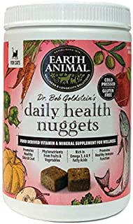 product image for Earth Animal Daily Health Nuggets for Pets, 1 Pound, Vitamin and Mineral Supplement (for Cats)