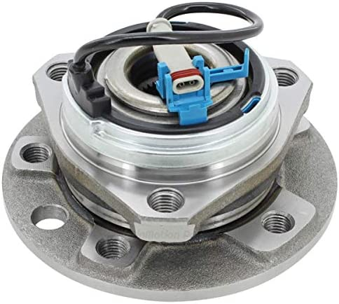 Wheel Hub Bearing Assembly IMP513283 inMotion Parts for Saturn Astra 2009-2008 Replace 513283