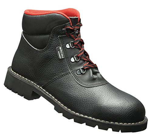 Honeywell 6532008-48/7 Bacou Maxi Boot, S1P HRO, Size 48