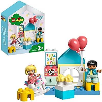 LEGO DUPLO Town - Cuarto de Juegos, Caja con Ladrillos de LEGO ...