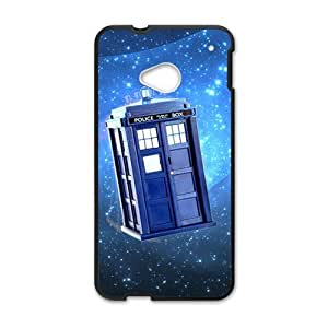 Happy Doctor who Phone Case for HTC One M7