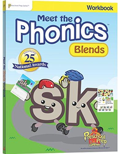 Meet the Phonics - Blends Workbook ()
