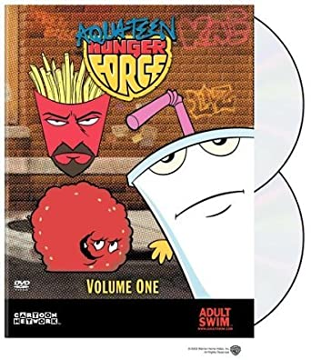 Cartoon network aqua teen #7