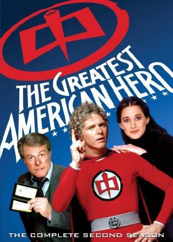The Greatest American Hero: Season 2 by William Katt