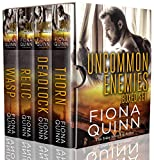 Uncommon Enemies Boxed Set by  Fiona Quinn in stock, buy online here
