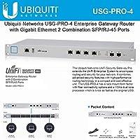 Ubiquiti Networks Unifi Security Gateway, USG-PRO-4