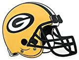 NFL Green Bay Packers Outdoor Small Helmet Graphic Decal