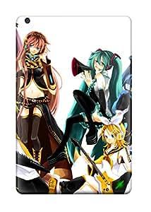 Rosemary M. Carollo's Shop Tpu Phone Case With Fashionable Look For Ipad Mini 3 - Vocaloid