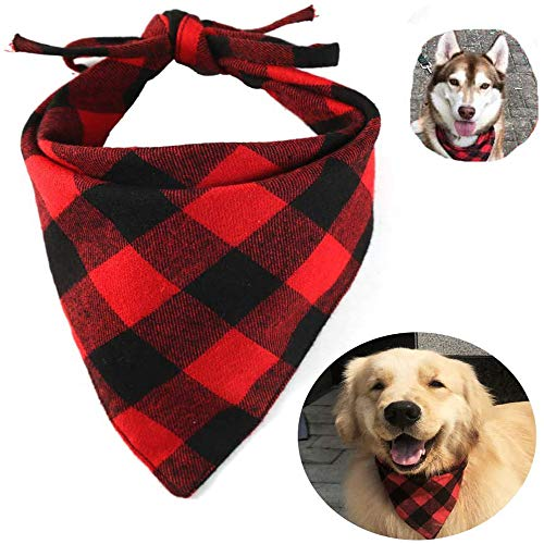 yamaso Bandana Scarfs for Medium and Large Pet Dogs